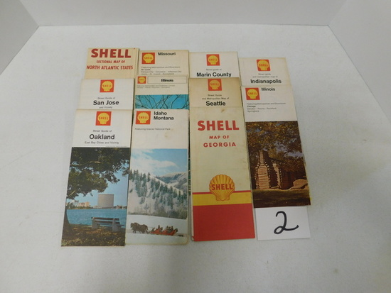 SHELL MAPS