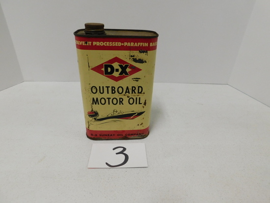 DX OIL CAN