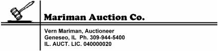 Mariman Auction Co.