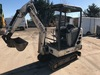 Terex  HR 1.5 Mini Digger With Grab & Hammer Connections - 2005 (+VAT)