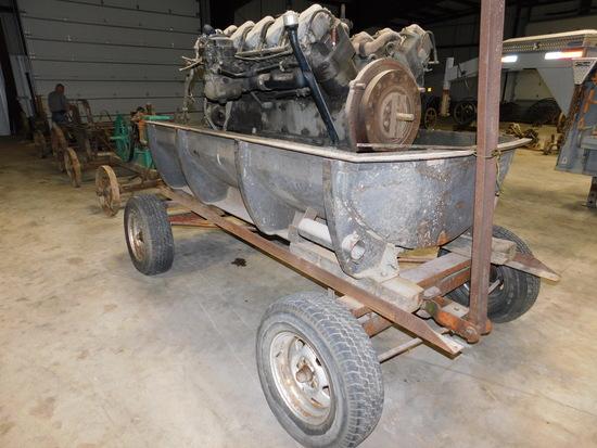 Chrysler V12 Tank Engine