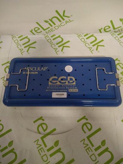 Aesculap, Inc. CCD Caspar Cervical Distraction System  - 58465