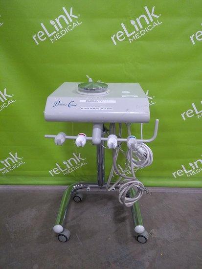 ADEC 4400 - 2561 Dental Delivery Cart - 47214