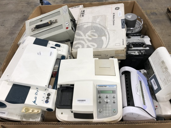 Lot of 53 pcs of Medical Equipment