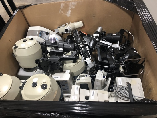 Lot of 34 Medical/Lab Equipment