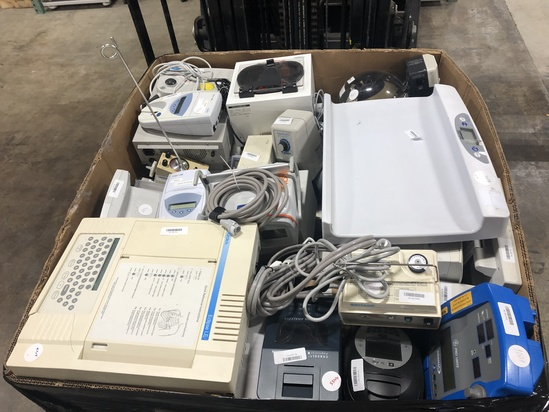 Lot of 67 pcs Medical Equipment