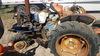 Satoh 4x4 salvage tractor