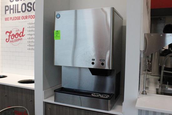 Hoshizaki Water And Ice Dispenser