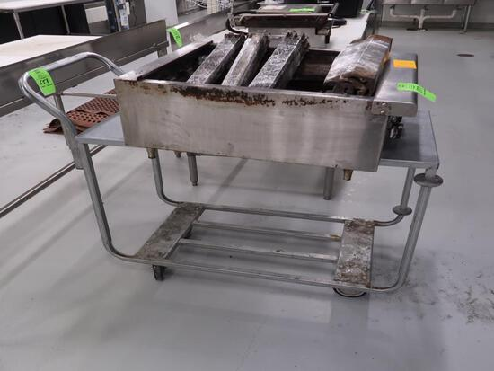 stocking cart