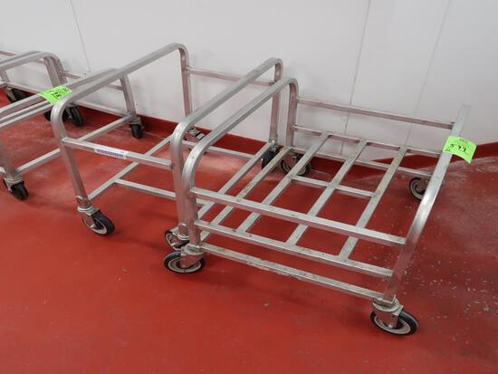 meat tub carts
