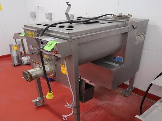 2018 Biro meat grinder