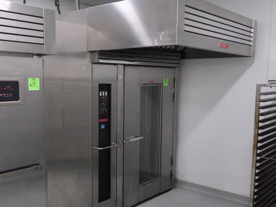 2017 LBC single rack oven