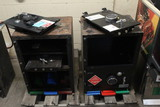 CSS Dual Compartment Safes W/ Digital Pads