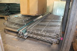 Pallet Of Metro Rack Parts