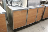 Duke 5' Refrigerated Worktop Table