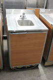 Duke Sink Table W/ Storage
