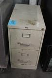 Hirsh Two Drawer File Cabinet