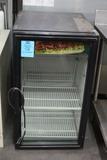 True Tabletop Glass Door Cooler