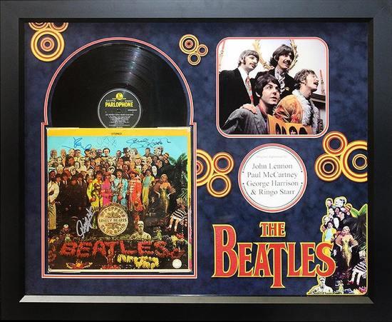 "Beatles ""Sgt. Peppers"" Album"