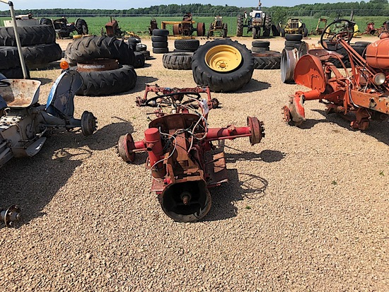 FORD 8N REAR END PARTS | Farm Machinery & Implements