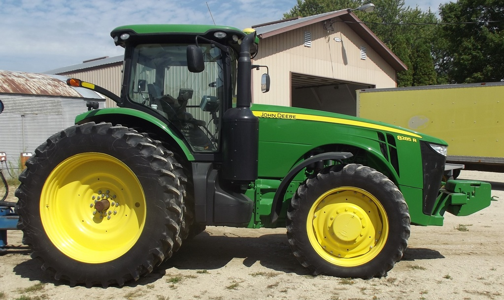 Kenar & Sunset Farms Equipment Auction