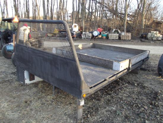 Truck 11x8 Flat Bed