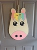 Unicorn Door Hang
