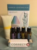 DoTerra Oils basket