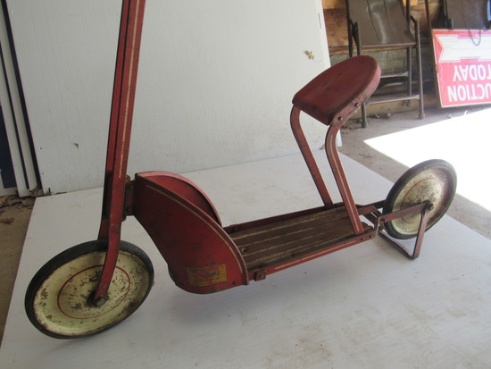CROFT JAMESTOWN SCOOTER WITH SEAT MODEL 46-2