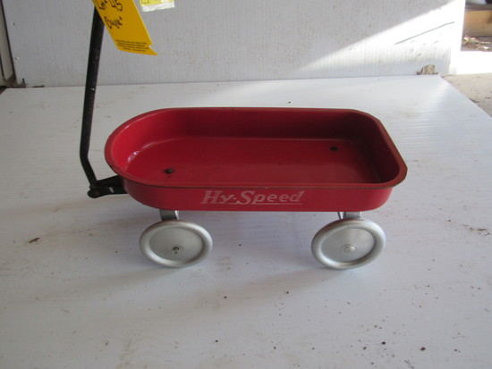 VINTAGE HY-SPEED SMALL WAGON
