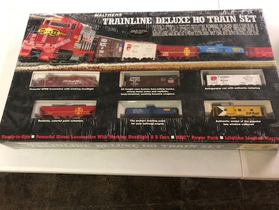 Walthers Train set