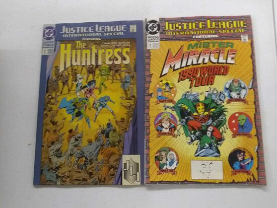 Justice League International special