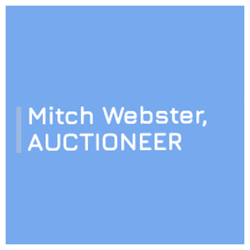Mitch Webster Auctioneer