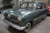 Ford Taunus 12M World Globe