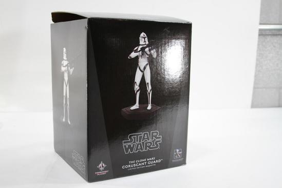 Clone Wars Coruscant Guard Limited Edition