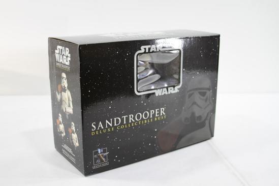 Sandtrooper Deluxe Bust
