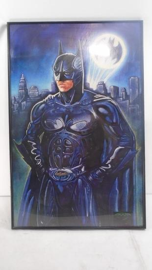 "Batman Framed Poster 22""x34"""