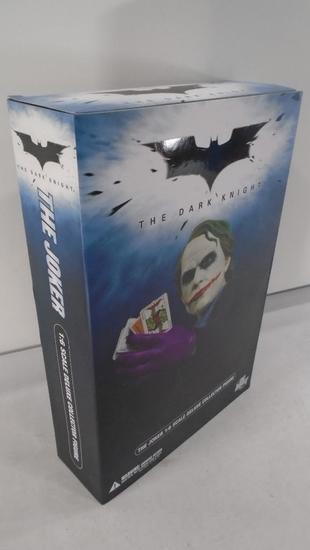 "The Dark Knight ""The Joker"" 1:6 Scale Deluxe Collector Figure"