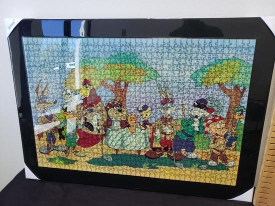 Framed Puzzle