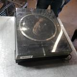 Kenwood Belt Drive Turntable KD-38R 17 inches tall 13 inches wide 4 inches tall powers on