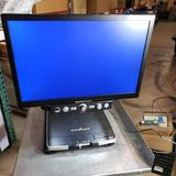 HumanWare SmartView Synergy SI 22 inch Computer Monitor Powers On with adjustable table top
