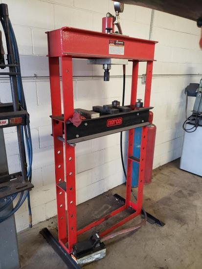 Norco Deluxe Shop Press Model 78024 Works