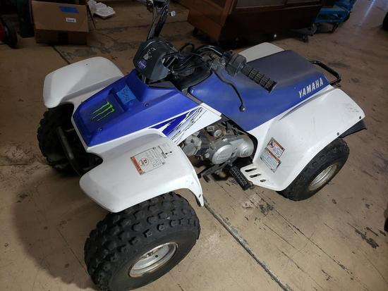 Yamaha Parts / Project Ranch Quad