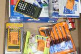 Various Woodworking Tools, Laser Guided Level, Hardware Jigs, etc.