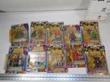 Marvel Hall of Fame Action Figures, Daredevil, Deadpool, Ms. Marvel, etc.