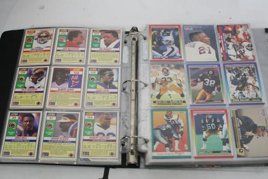 Assorted Trading Cards 80's-90's Joe Montana, Jr Seau, Michael Jordan, Tony Gwynn Etc. 277 lots