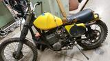 Yamaha 1970s 500 Race Dirt Bike Needs New Seat 363-021216