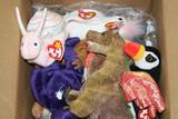 Beanie Babies Collections in a box 10 units