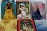 Mattel - Water Rhapsody Sunflower Second in Series 1998 Mattel Summer Daydreams Barbie 3 units