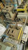 Rolling Cart all contents electronics pumps Hitachi Security Cameras etc 5ft long 5ft tall 2ft wide